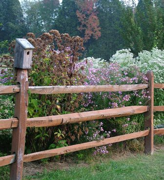 Garden Fence Ideas Design Home Interior Design