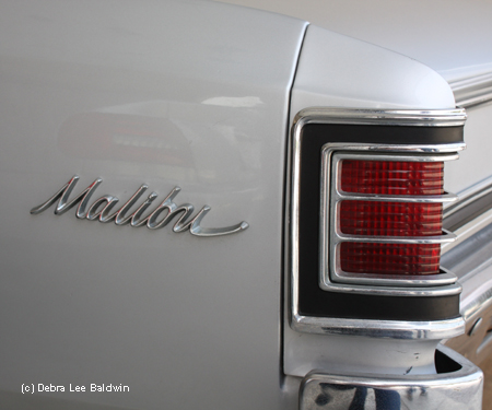 Malibu car, cropped copy