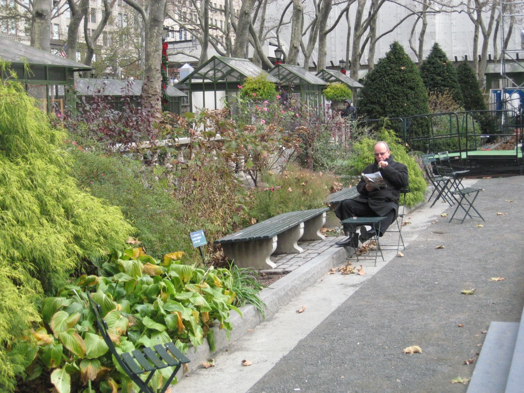 Bryant Park - Manhattan