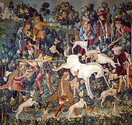 tapestry-The-Hunt-of-the-Unicorn