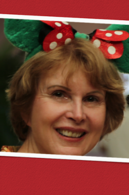 The must-have mouse ears at this year's Epcot Center's International Flower Festival were green plush with a ladybug bow.