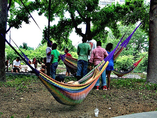 How an Urban Park Makes A Difference