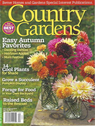 Pumpkin article, Country Gardens 1