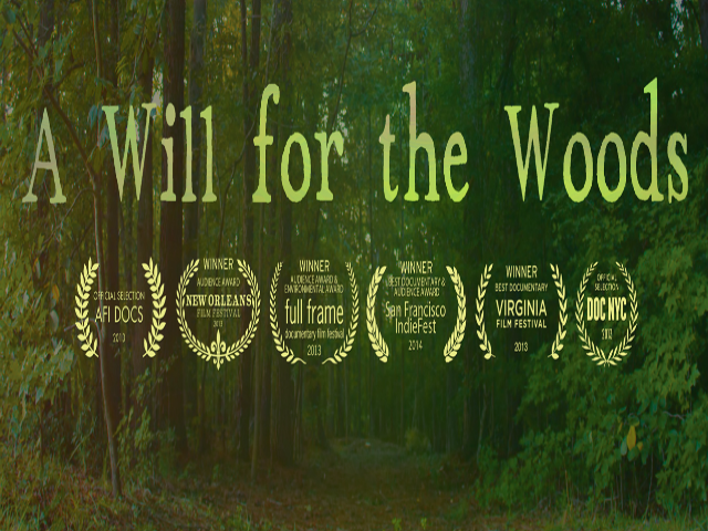 Will For The Woods